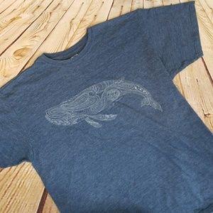 BILLABONG Whale Tee